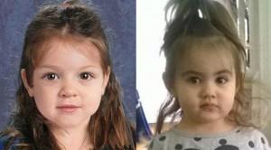 Baby Doe identified as Bella Bond.