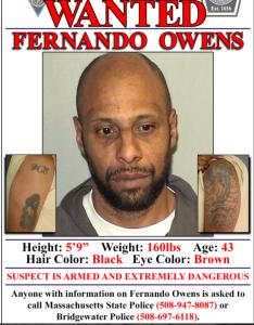 Fernando Owens Wanted