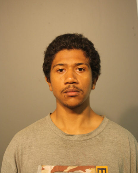 Frederick Woods-Rivas / Photo from Chicago Police