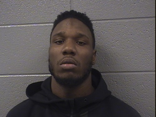 Donnell Coakley / Photo from Cook County Sheriff's office