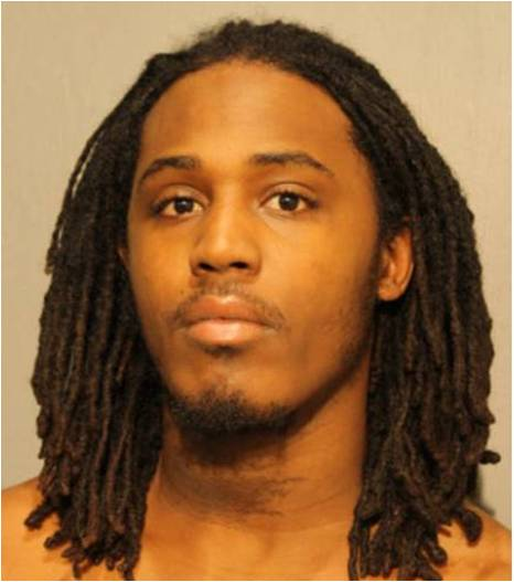 Paris Walker-Rush / Photo from Chicago Police