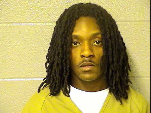 Anthony Robinson / Photo from Cook County Sheriff's office