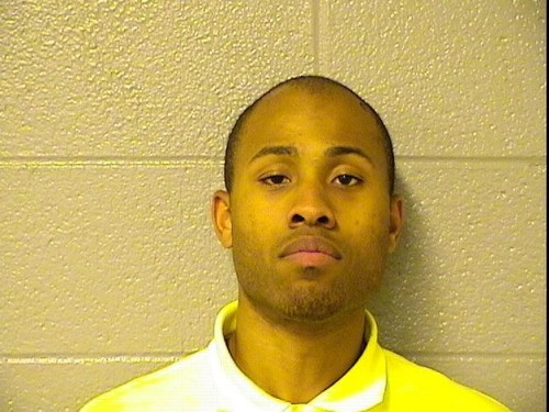 Angelo Bennett / Photo from Cook County Sheriff's office