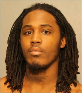 Paris Walker-Rush | Cook County sheriff's office