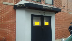 The Koncrete Nightclub in Bucktown has been shuttered after a 21-year-old woman was fatally shot outside over the weekend. | Chicago Police