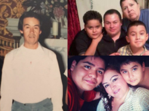Members of the Martinez family who were slain in their Gage Park home. | Photo from family's gofundme page