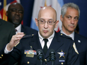 Chicago Interim Police Supt. John Escalante