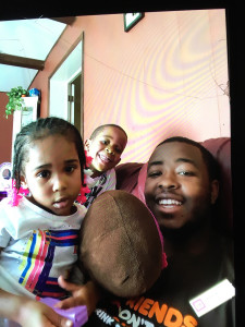 Martell Howard leaves behind two children of his own--6-year-old Treyvon Howard and 4-year-old Contina Howard. | photo provided