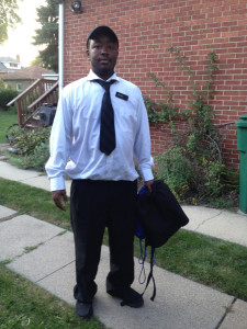 Martell Howard worked at Dunkin' Donuts in Hillside and Mariano's in Westchester. | photo provided