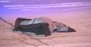 A jacket lies on the ground at the scene of a fatal shooting in Belmont Cragin early Friday. | Network Video Productions