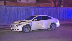 A man fatally shot  in a vehicle early Wednesday in Humboldt Park has been identified as Mario Ramirez Jr. | Network Video Productions
