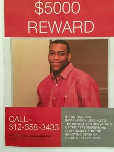 Copeland's family is offering a monetary award for any information leading to the arrest of Copeland's killer. | Photo Provided