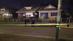 Tiara Parks was killed and two men wounded in a shooting Saturday night in the 11400 block of South Stewart. | Network Video Productions