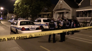 Police investigate after one man was killed and another wounded in a West Englewood neighborhood shooting late Thursday. | NVP News