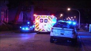 Two people were shot, one fatally, Monday night in the 6600 block of South Union. | Network Video Productions