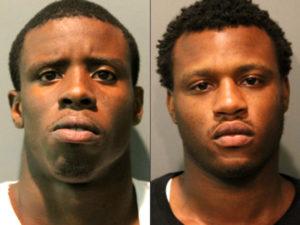 Darwin Sorrells Jr., 26; and his brother Derren Sorrells, 22, were charged with the murder of Nykea Aldridge.   Chicago Police Department