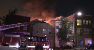 Seven fires were set in the Heart of Chicago neighborhood early Friday, leaving a man dead and 39 people displaced, police said. | NVP News