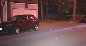 Chicago Police investigate a fatal shooting early Sunday in the 1300 block of North Moorman. | NVP News