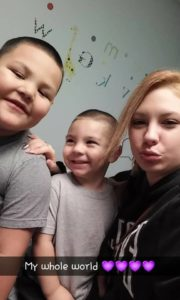 Natalia Ramirez and her sons, Julius and Alexander | Facebook