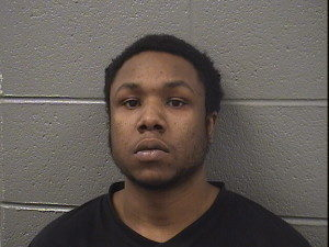Jamal Donerson   Chicago Police