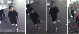 Surveillance photos from fatal stabbing at 95th Red Line station on July 9. | Chicago Police