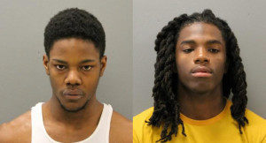 Timothy Gordon (left) and Javon Dorsey | Chicago Police