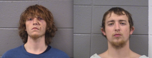 Raymond Boyle (left) and Dalton Stropes | Cook County Sheriff's Dept.
