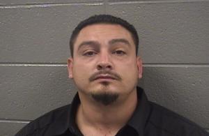 Carlos Cregan   Cook County Sheriff's Dept.