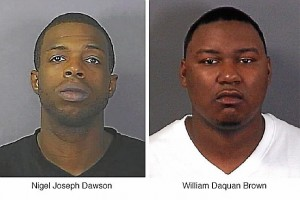 Nigel Dawson and William Brown are accused of the 2008 murder of Tracy Crews. (Submitted photos)