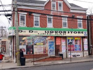 A man was shot and killed along the 500 block of Brunswick ave in Trenton late last night. gregg slaboda photo photo