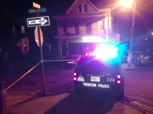 A man was found dead on Cleveland Ave. in Trenton late Thursday night.  Sulaiman Abdur-Rahman - The Trentonian