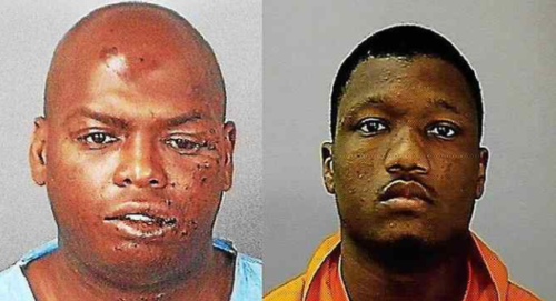 (Left) Darryl Boone, (Right) Lamar Gaines