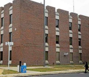 Trenton Police headquarters
