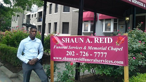 Shaun Reid